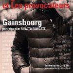 Serge Gainsbourg por Edgard Scandurra et Les Provocateurs part. Fausto Fawcett – realizado na Caixa Cultural Curitiba