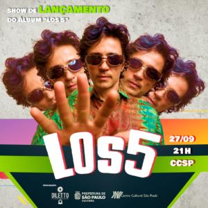 LANCAMENTOalbumLOS51