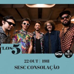SHOW DE LANÇAMENTO DO DISCO _LOS _ (3)