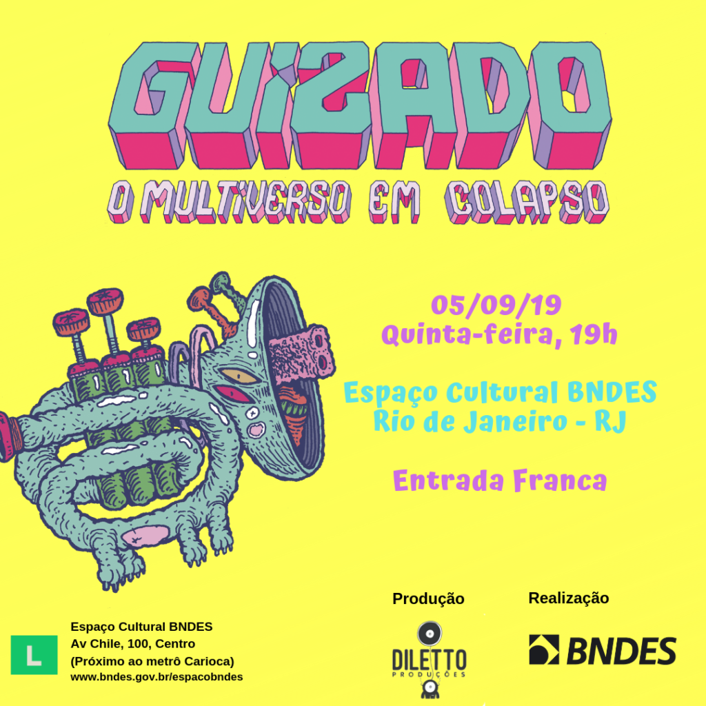 Flyer Guizado BNDES
